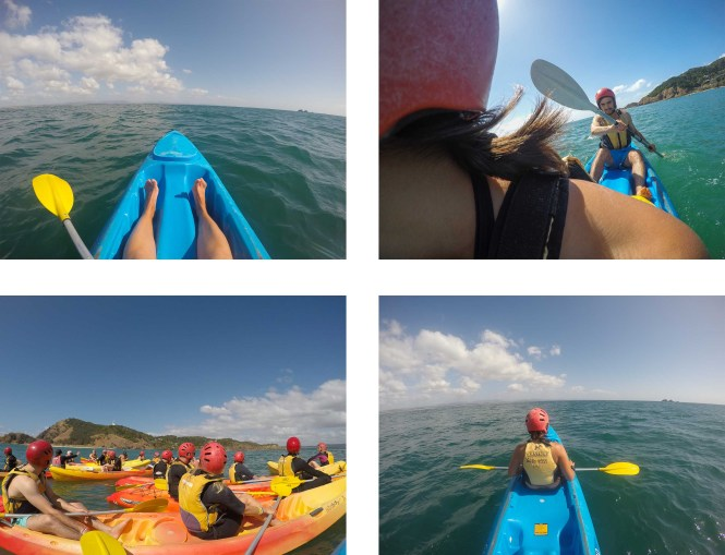 Kayak des Mers Byron Bay