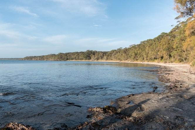 Bindijine Beach shoalhaven jervis bay 100 beach challenge