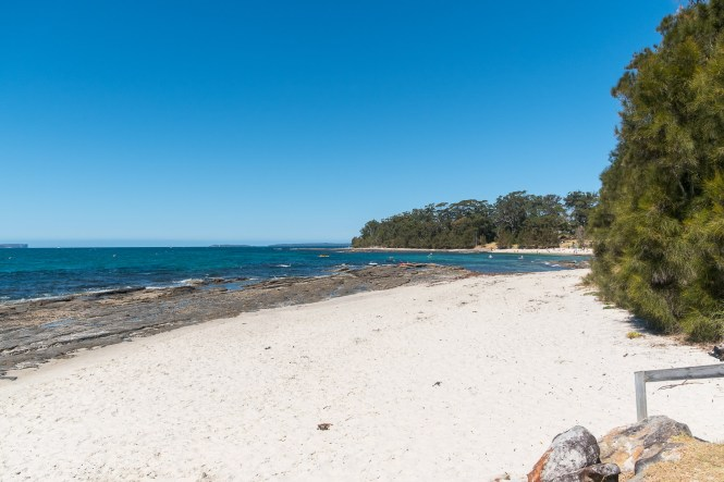 Huskisson beach shoalhaven jervis beach 100 beach challenge