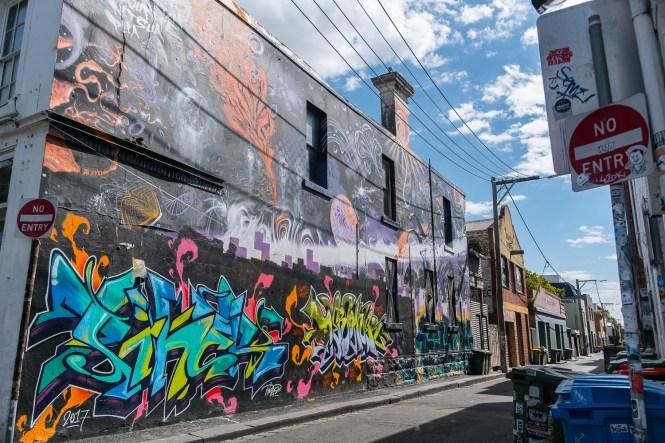 WILDSTYLE DE MELBOURNE STREET ART
