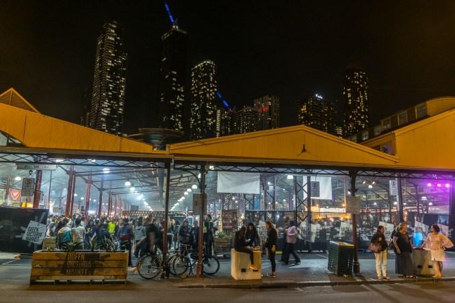 Que faire à Melbourne queen victoria market