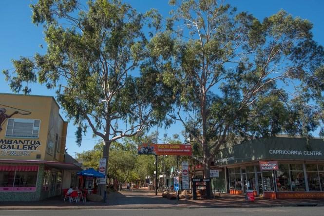Alice Springs Red Centre