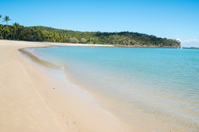 Fisherman's Beach Great Keppel Island