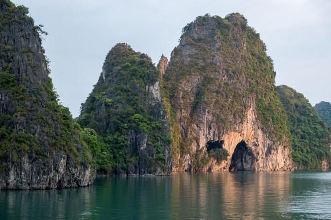 Itinéraire au Vietnam Ha Long Bai