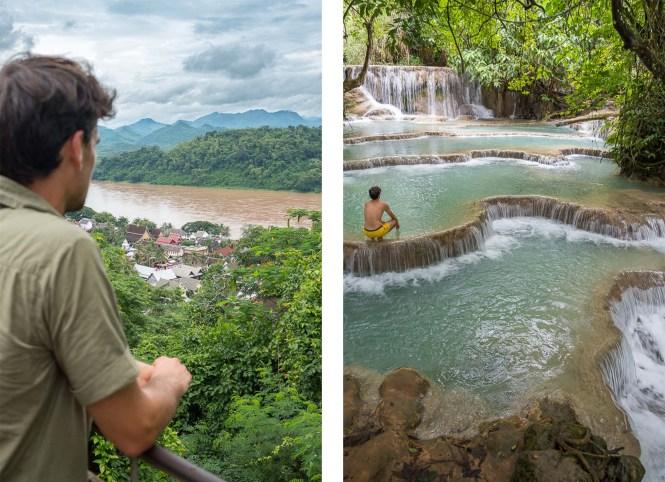 Luang Prabang Itinéraire au Laos