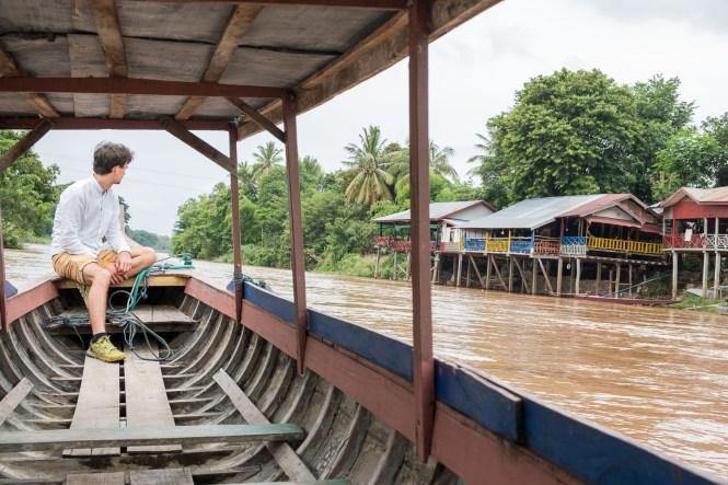 4000 Iles Itinéraire laos