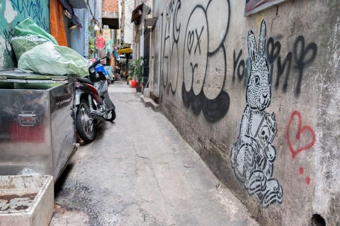 street art visiter ho chi minh