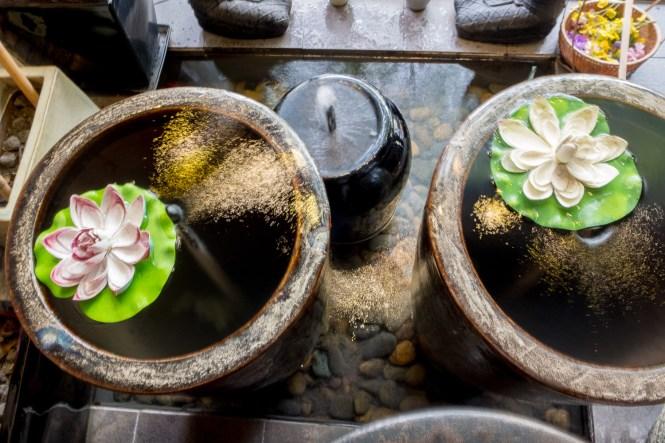 Massage au Temple Leaf Sauna visiter ho chi minh
