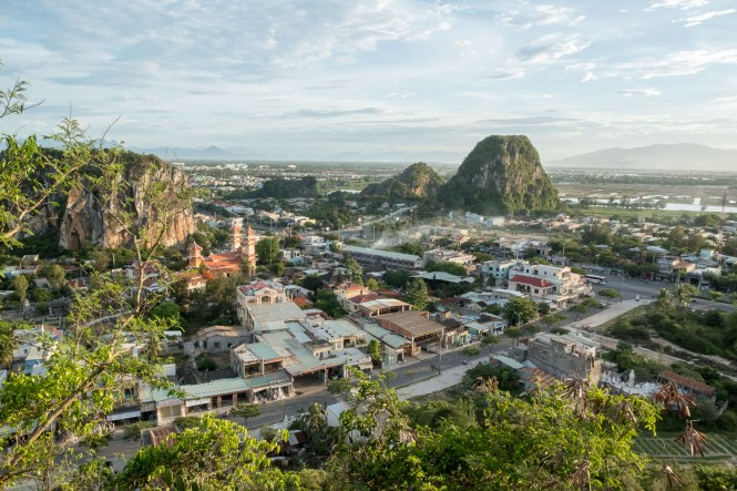 Marble Mountains visiter Hoi an vietnam