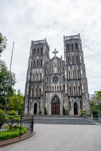 Jour Cathédrale St Joseph visiter Hanoi