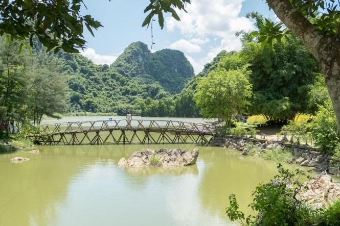 Thung Nham Bird Garden baie d'halong terrestre tam coc