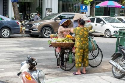 marchande 36 rue des corporations Visiter hanoi