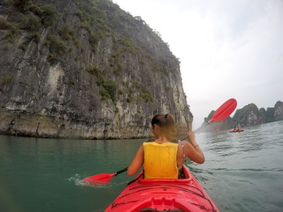 kayak laura bai tu long vietnam