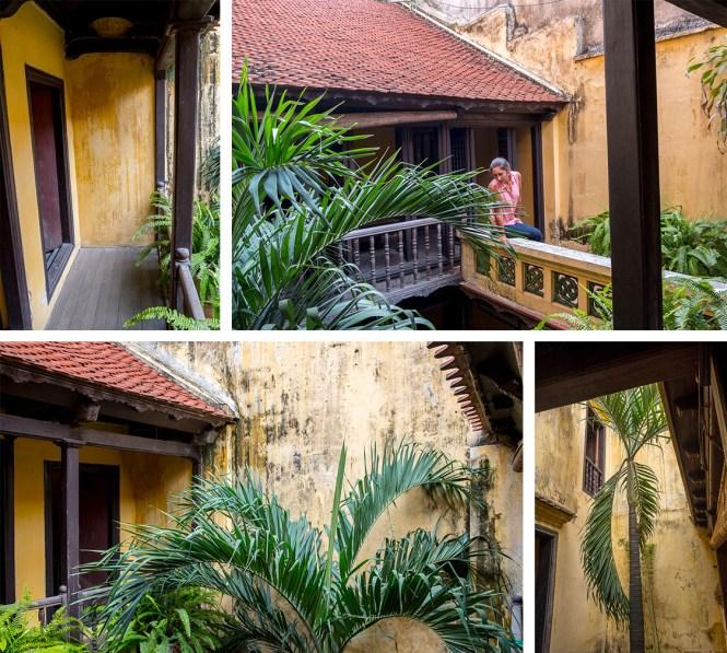 La Maison Commémorative visiter hanoi