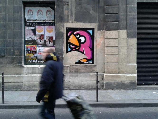 street art paris 11ème