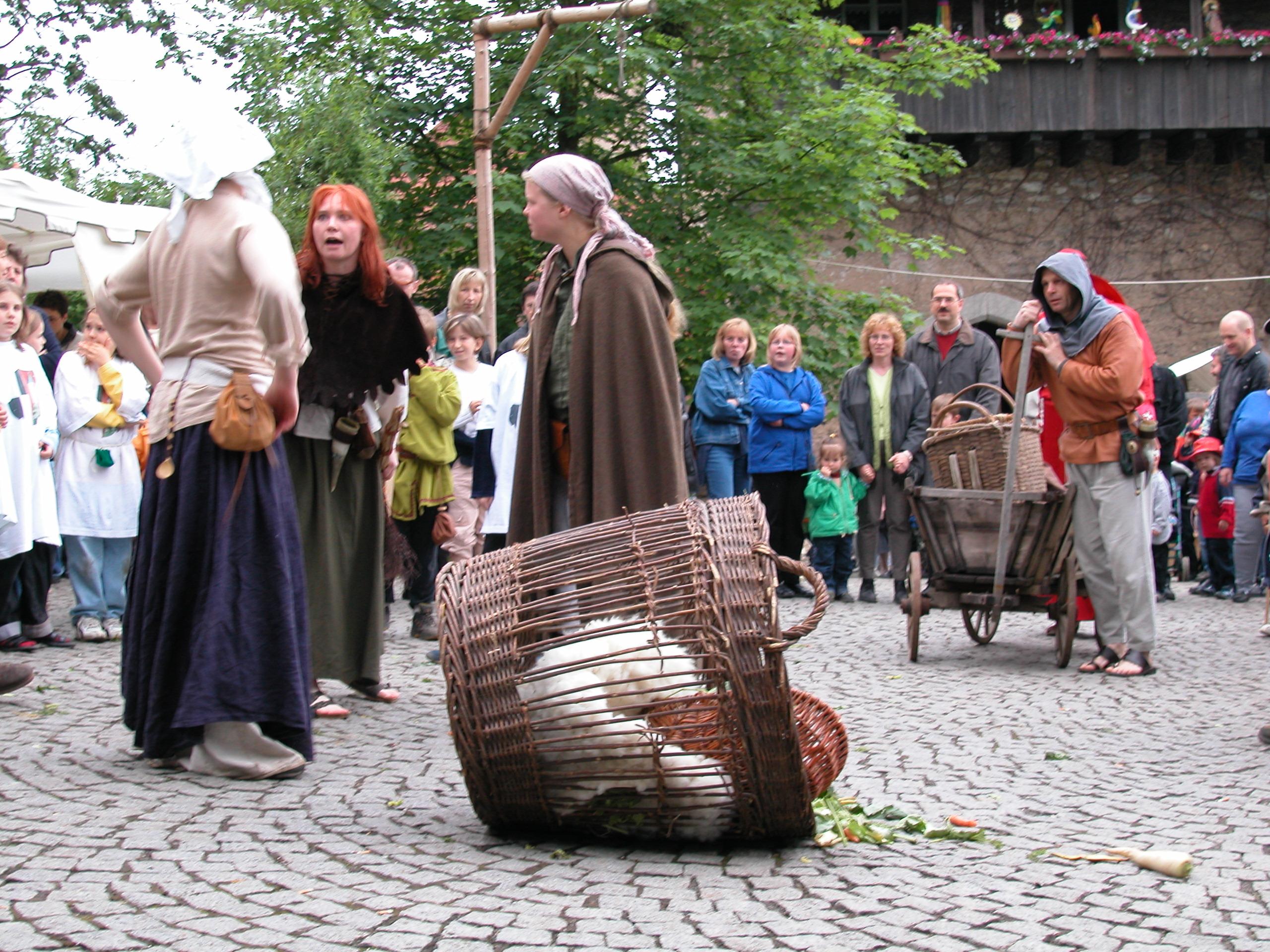 Ritterfest Hohenberg