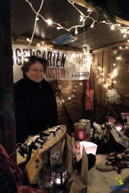 Marktfrau Uschi