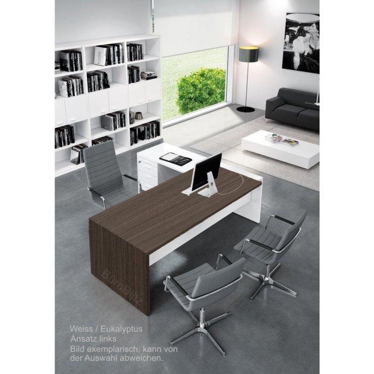 Schreibtisch Mit Container 2021