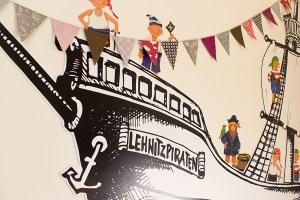 Spielwand.Habitante – Piraten am Lehnitzsee