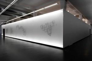 """»WhiteCube« in der Ausstellung """"Paul Klee - Mythos Fliegen"""" in Augsburg"""