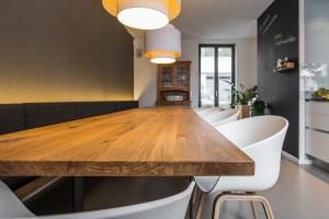 Raumgestaltung Potsdam – Weinmeisterhaus Essbereich