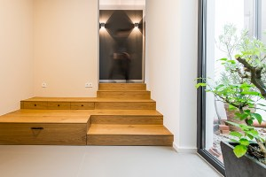 Raumgestaltung Potsdam – Weinmeisterhaus Eingang