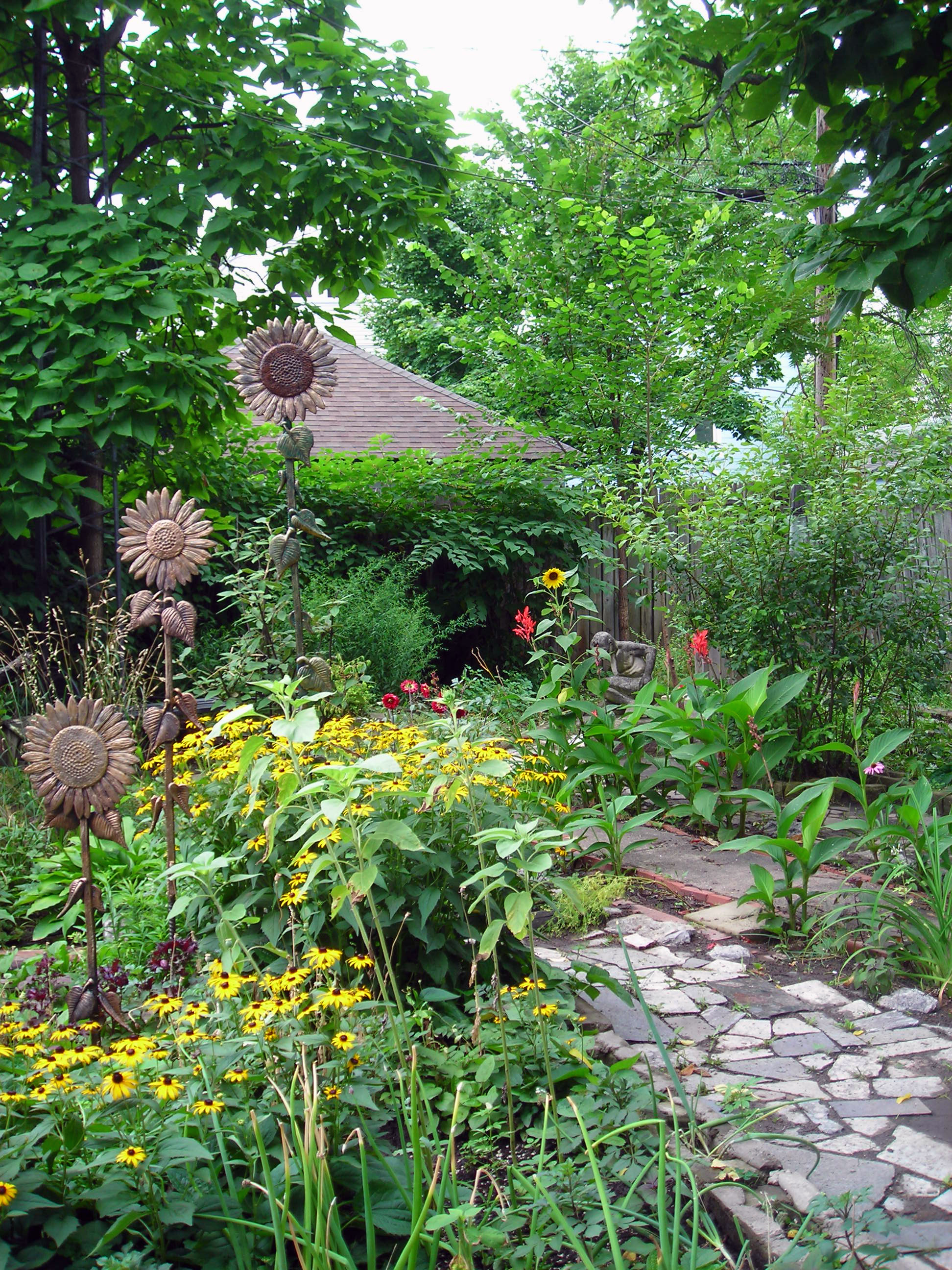 Look for a new name for gardening events: Garden Walk ... on Gardening  id=27808
