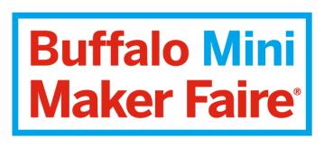 Buffalo Mini Maker Faire logo