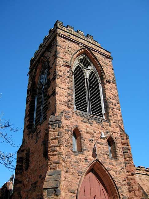 St Marys On the Hill Episcopal Church