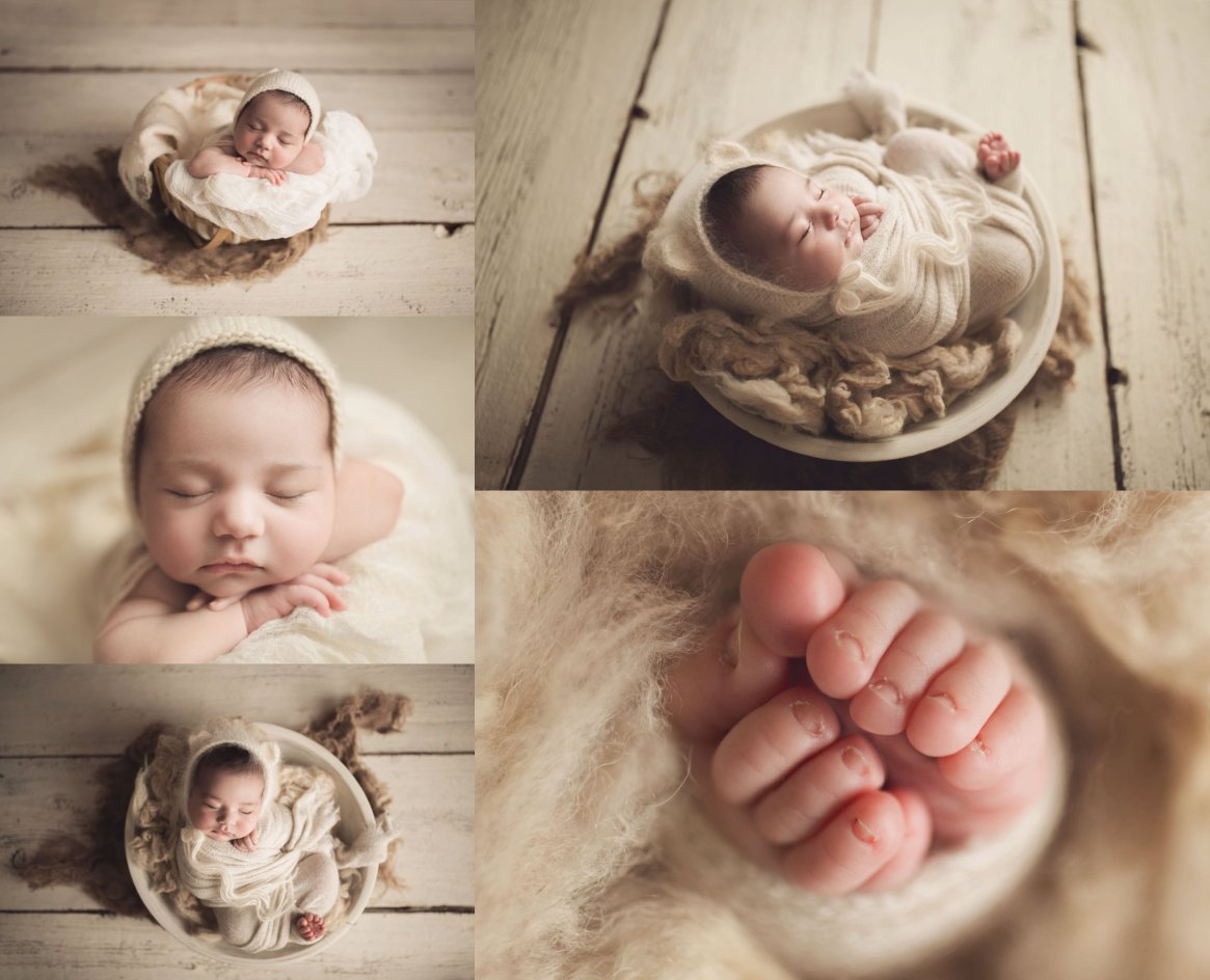 Buffalo Newborn photograher