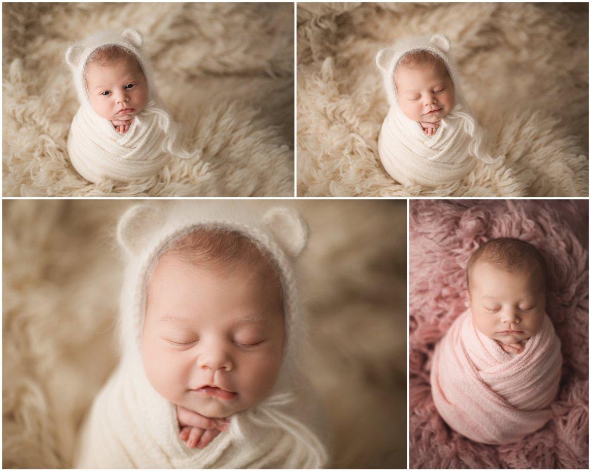 Gianna newborn Session
