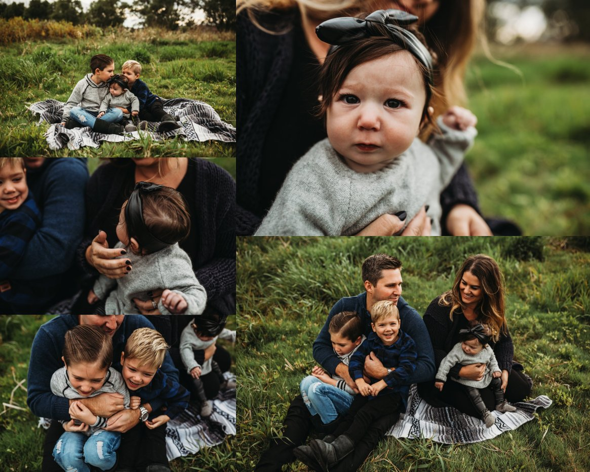 buffalo family session