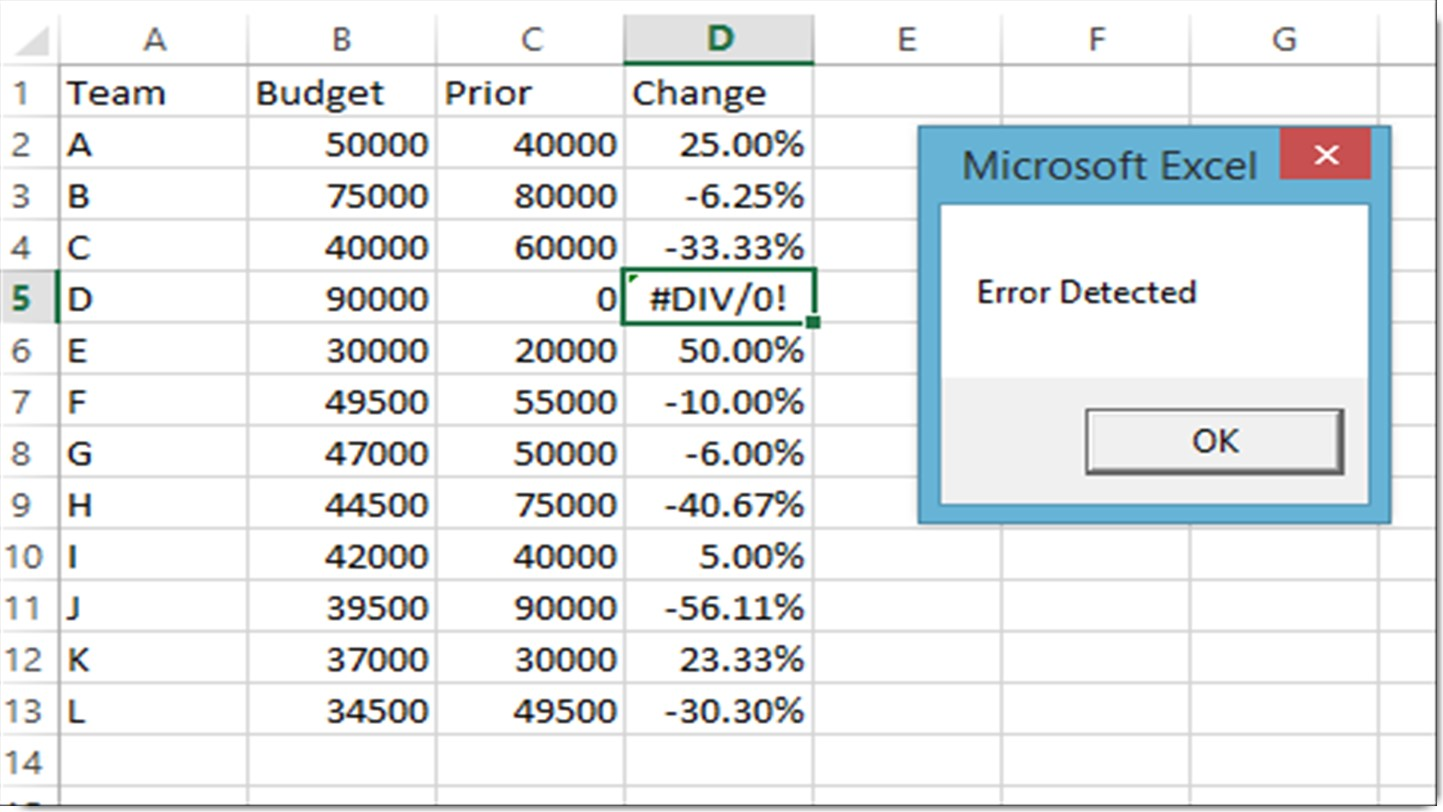Excel Vba Date Function Error