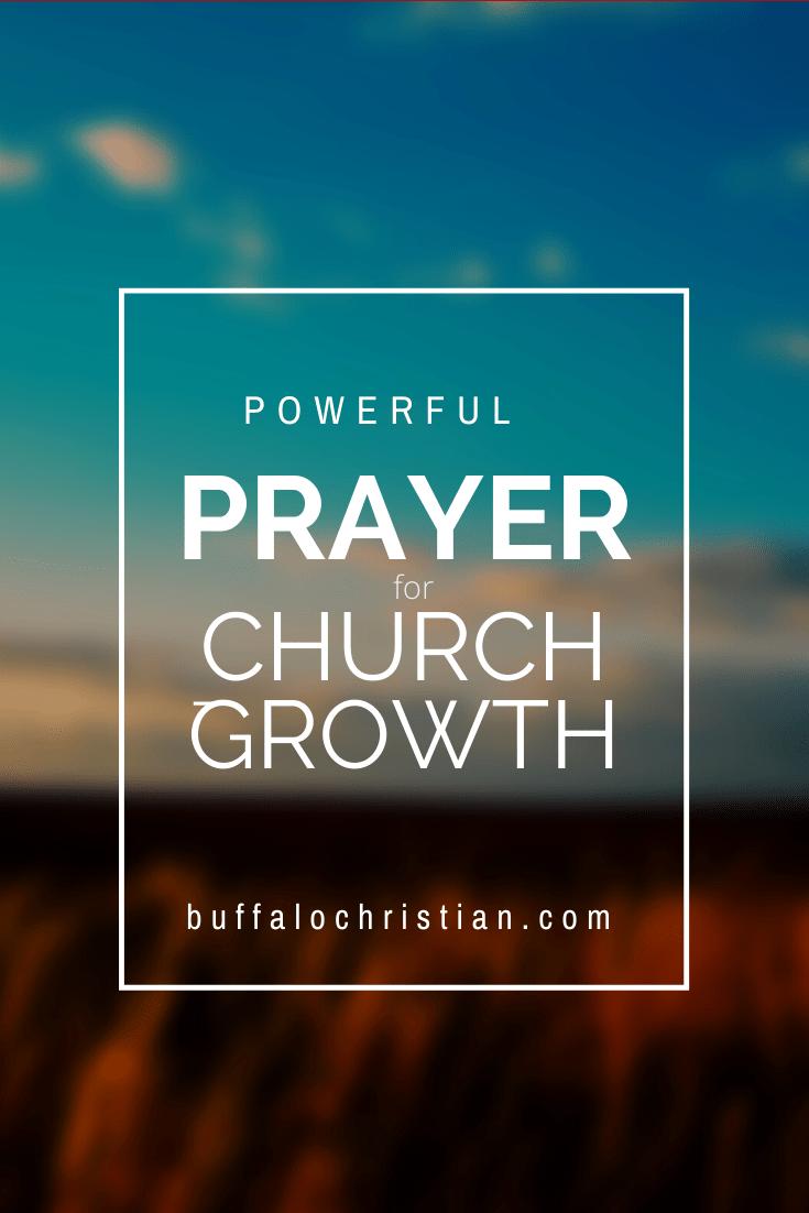 50 Powerful Prayers for Church Growth