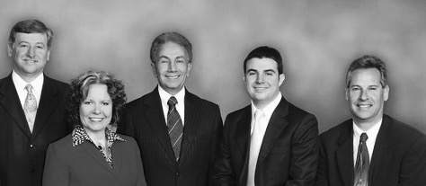 County Legislator Joe Lorigo works at his father's law firm.