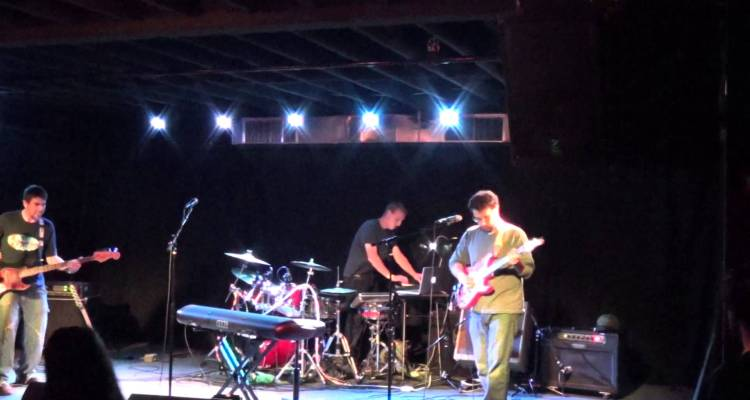 Space junk :: studio @ the waiting room :: 10.09.14 | Love Live ...