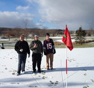 The top 25 public-access golf holes in western New York