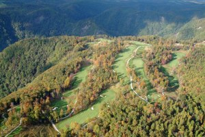 Primland Resort From Above