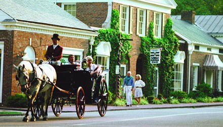 Talamore Resort in N.C.~Go Back in Time