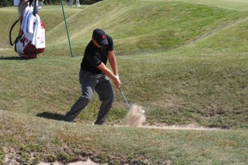 Another attempt at a bunker recovery