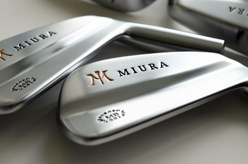 Press Release: Miura Debuts MB001 Irons