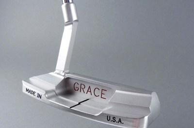 Press Release: Bobby Grace Putters Prototype Slant Hosel