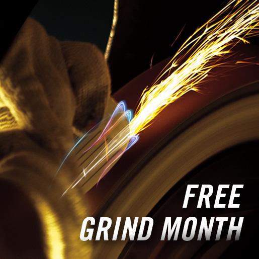 Press Release: Free Grind Month @ Cleveland Golf