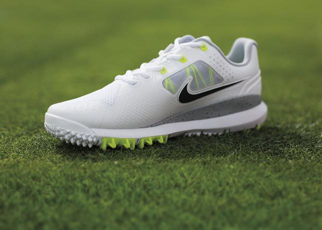 Press Release: Nike Golf's New TW' 14 Mesh Shoe