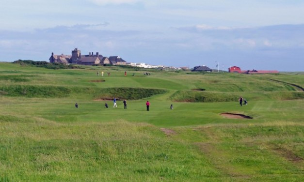 Tee And Sea – Royal Porthcawl Golf Club