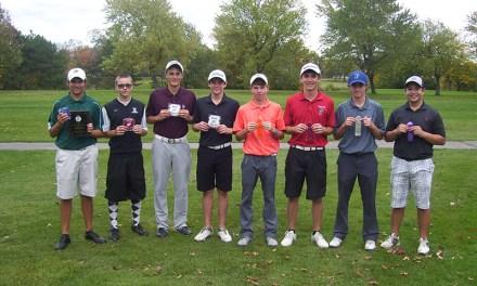 2014 ECIC Boys Golf Individual Championship