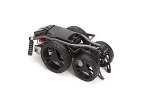 Sun Mountain Reflex Push Cart Folds Smaller: Press Release