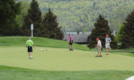 Buffalo District Claims Top Four Spots at NYSGA Four-Ball
