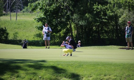 Women's Porter Cup 2015 Round Two Scores