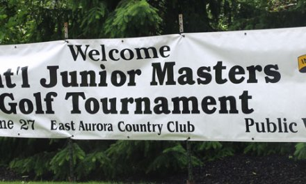 International Junior Masters Thursday AM Results